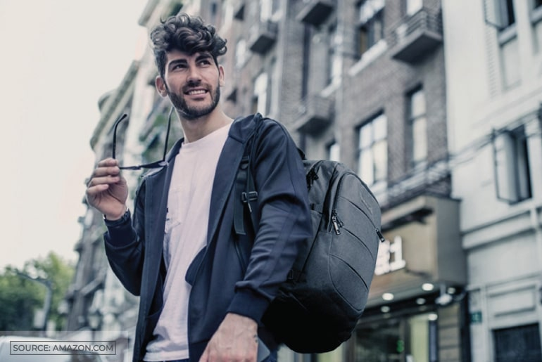 5 best travel and work laptop backpack for men