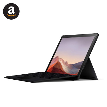 Microsoft Surface Pro quality laptop for podcasting