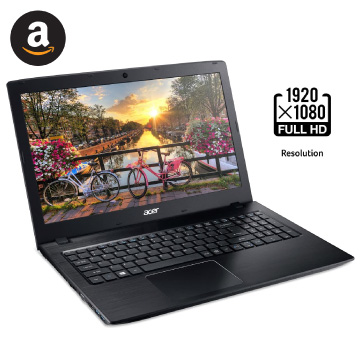 Acer aspire 15 inches laptop for gaming