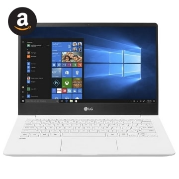 """LG gram 13.3"""" Thin and Light – laptops with best webcam"""